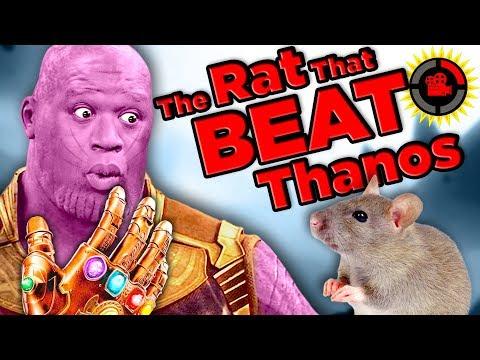 Film Theory: The Rat That Beat Thanos! (Marvel Endgame)