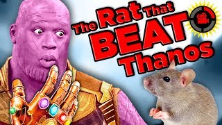 Film Theory: The Rat That Beat Thanos! (Marvel Endgame)