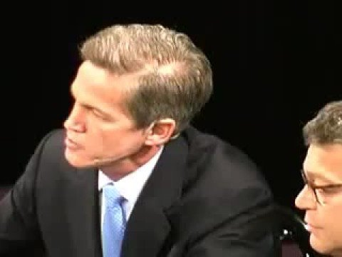 Franken V. Coleman On Social Security