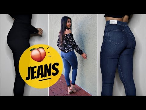 JEANS FOR THE CURVES | TOPSHOP JEANS | Try on