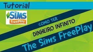 Tutorial: Como ter dinheiro infinito no The Sims FreePlay (Android) PT-PT