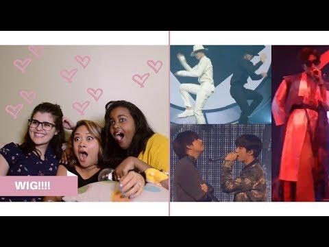 BTS PROM PARTY UNIT STAGE: JIN/V + JUNGKOOK/JIMIN + RM/SUGA/J-HOPE REACTION (BTS REACTION)