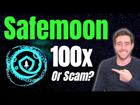 Is SafeMoon Crypto The Next 100x Coin Or Is It A Scam?!