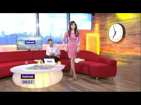 Christine Bleakley 190411