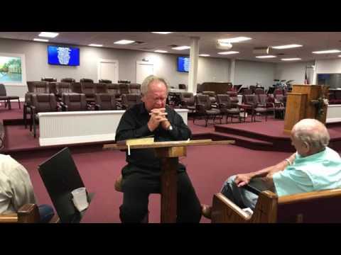 5 15 2017 Bible Study