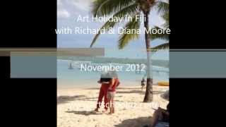 ART HOLIDAY TO FIJI 2012