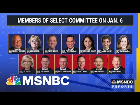 Republicans Chosen For Jan. 6 Committee Could Change Dynamic Of Hearings