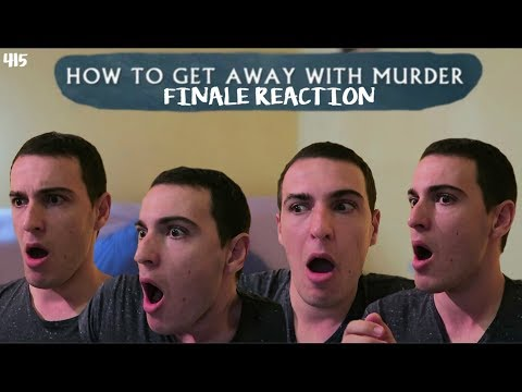 HOW TO GET AWAY WITH MURDER FINALE REACTION // 415 'Nobody Else Is Dying'