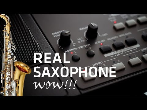 [KORG SOUND] Love song - Besame mucho - Saxophone for all serial Korg PA