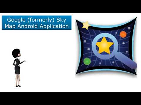 Google Sky Map Android App - Amazing Features