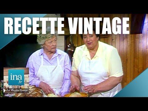recette-:-la-terrine-de-foie-gras-au-champagne-de-maïté-|-archive-ina