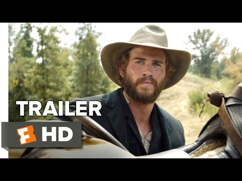 The Duel Official Trailer #1 (2016) - Liam Hemsworth, Woody Harrelson Movie HD