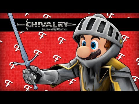 Chivalry Medieval Warfare: Human Kabob, Mario Sound Effects, Hide and Seek! (Online - Comedy Gaming) |
