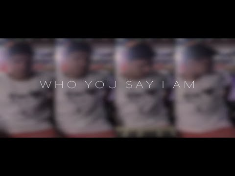 Who You Say I Am - Hillsong Worship by Caio Bruno