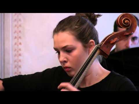 Junior Conservatorium Maastricht Leipzig Februari 2016