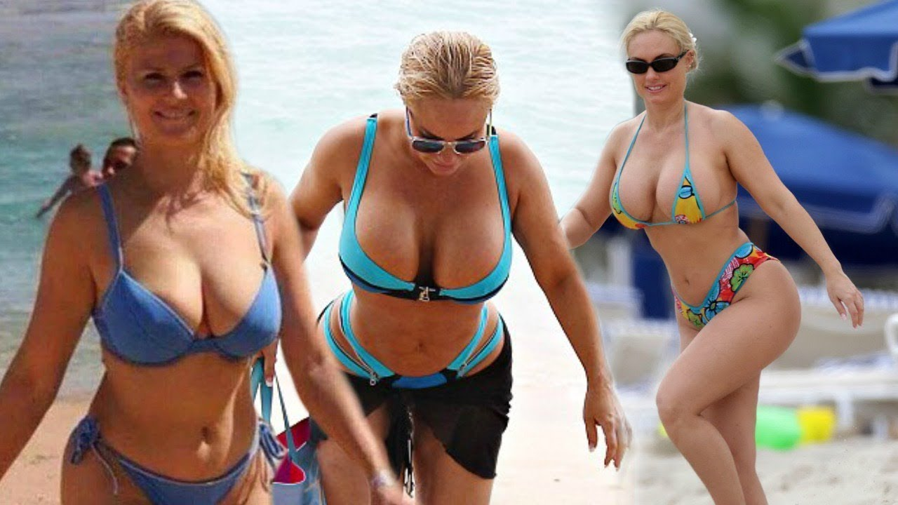OMG! Croatian President's bikini photos impress the ...