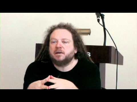 Silicon Valley Visionary Jaron Lanier Speaks at CalArts