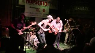 Overmountain Men -Parking Lot Party -  Tir na Nog - Raleigh NC 2013-09-07