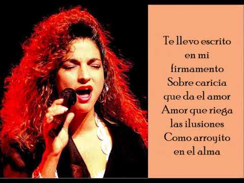 Dulce Amor - Gloria Estefan - (Lyrics)