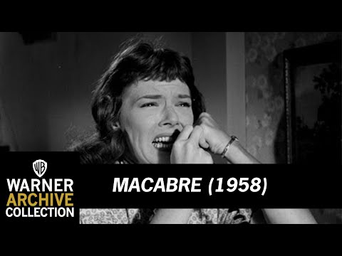 Macabre (1958) – Terrifying Phone Call