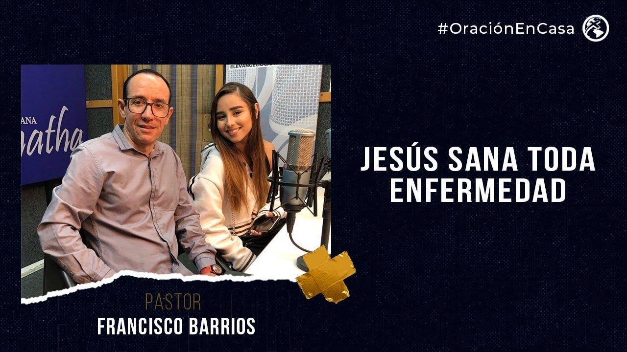 de Oración Especial con el Pastor Francisco Barrios y Valeria Bertucci