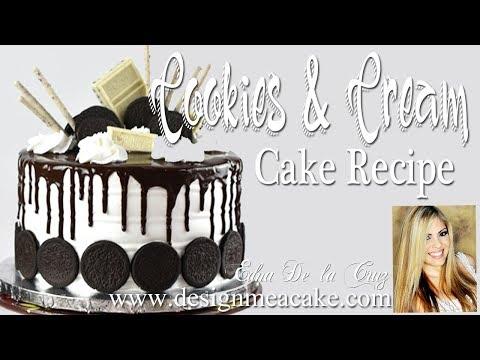 Delicious Cookies & Cream Cake Recipe