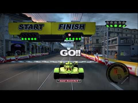 Project Gotham Racing 4 - Gameplay On Xbox 360