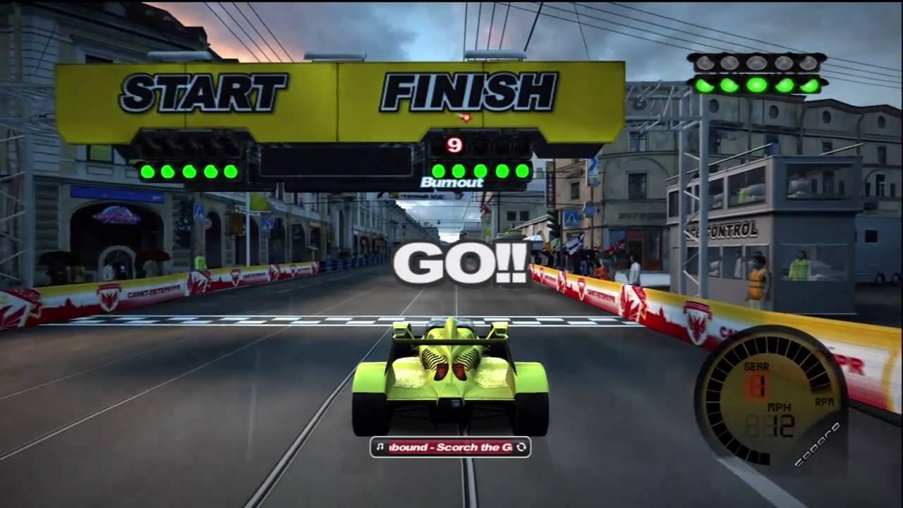 Project gotham racing 4 by doug walsh, microsoft corporation staff.