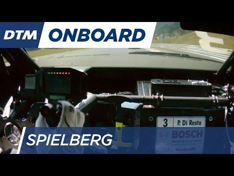 DTM Spielberg 2016 - Paul Di Resta (Mercedes-AMG C63 DTM) - Re-Live Onboard (Race 2)