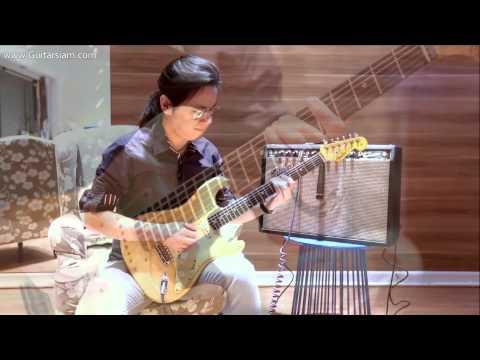 Fender Masterbuilt John Cruz ww10 re59 @ Guitarsiam.com