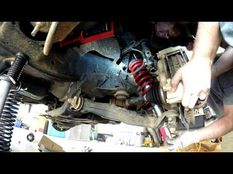 "4Runner TRD PRO 2"" Toytec Lift Install"