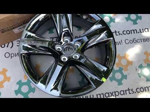 4260D0E020 4260D-0E020 Оригинальный новый диск колесный R19 Toyota Highlander 2017+