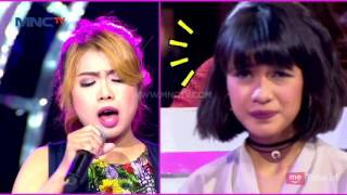 wow saingan Agnes Monica banget nih  I Can See Your Voice Indonesia 13 4