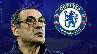 Sarri at Chelsea Extensive Analysis - Game Plan, Strong Points, and What Could be Improved