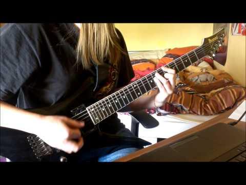 Frei.Wild - Zieh mit den Göttern (Guitar Cover)