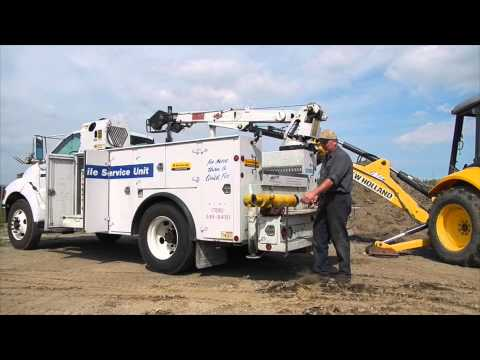 On-Site Field Services For Construction Equipment Repairs