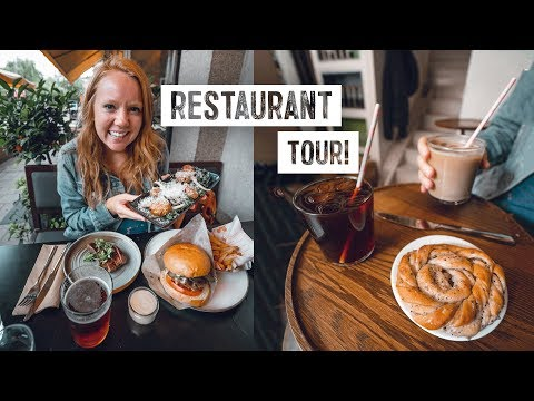 Eating Our Way Through STOCKHOLM'S COOLEST Neighborhood! - Best Swedish Fika, Coffee & Food!