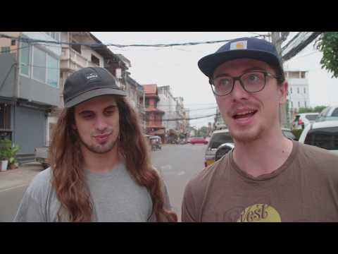 DUST BOLT - Trapped in Asia (Mini-Documentary) | Napalm Records
