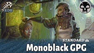 Rogue's Alley: Mono Black GPG Magic Arena