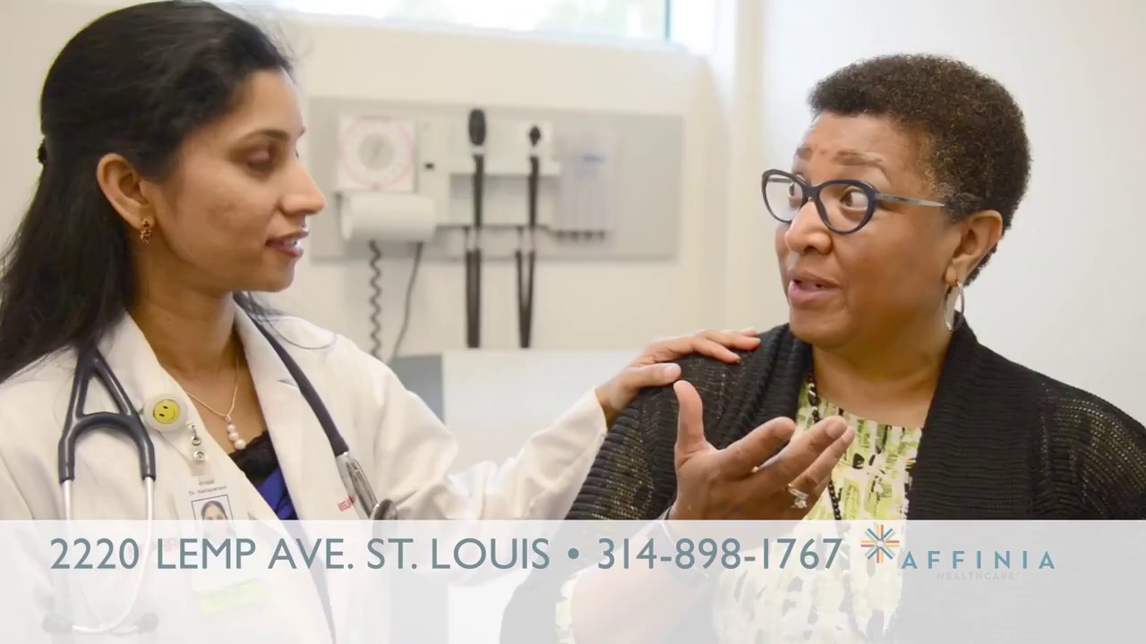 Affinia Healthcare Mammogram Services Youtube