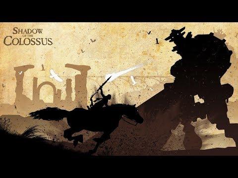 ❂ Shadow of The Colossus ❂  PS4 PRO  - NO HARD ATÉ ZERAR