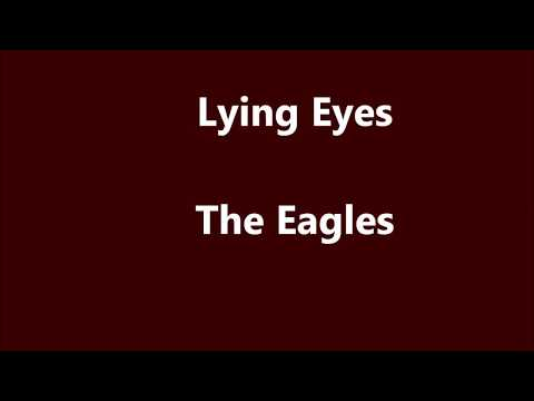 Lying Eyes   eagles   karaoke