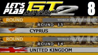Let's Play GT Advance 2 - Part 8 - Cyprus / United Kingdom