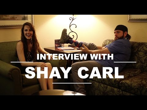 Shay Carl Interview at Playlist Live
