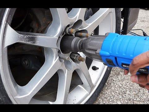 Mastercraft corded impact wrench