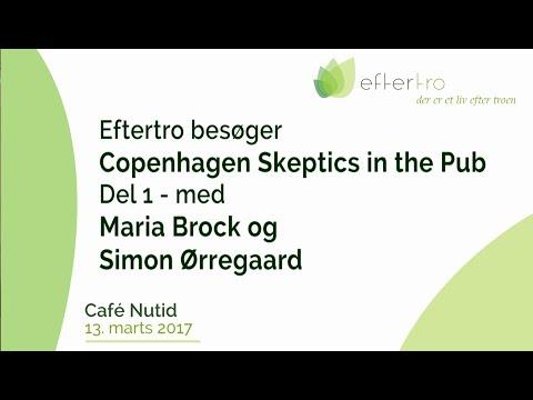 Eftertro besøger Copenhagen Skeptics in the Pub - Del 1 af 2
