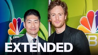 'Chicago Med' Stars Brian Tee, Nick Gehlfuss On Relationships | EXTENDED