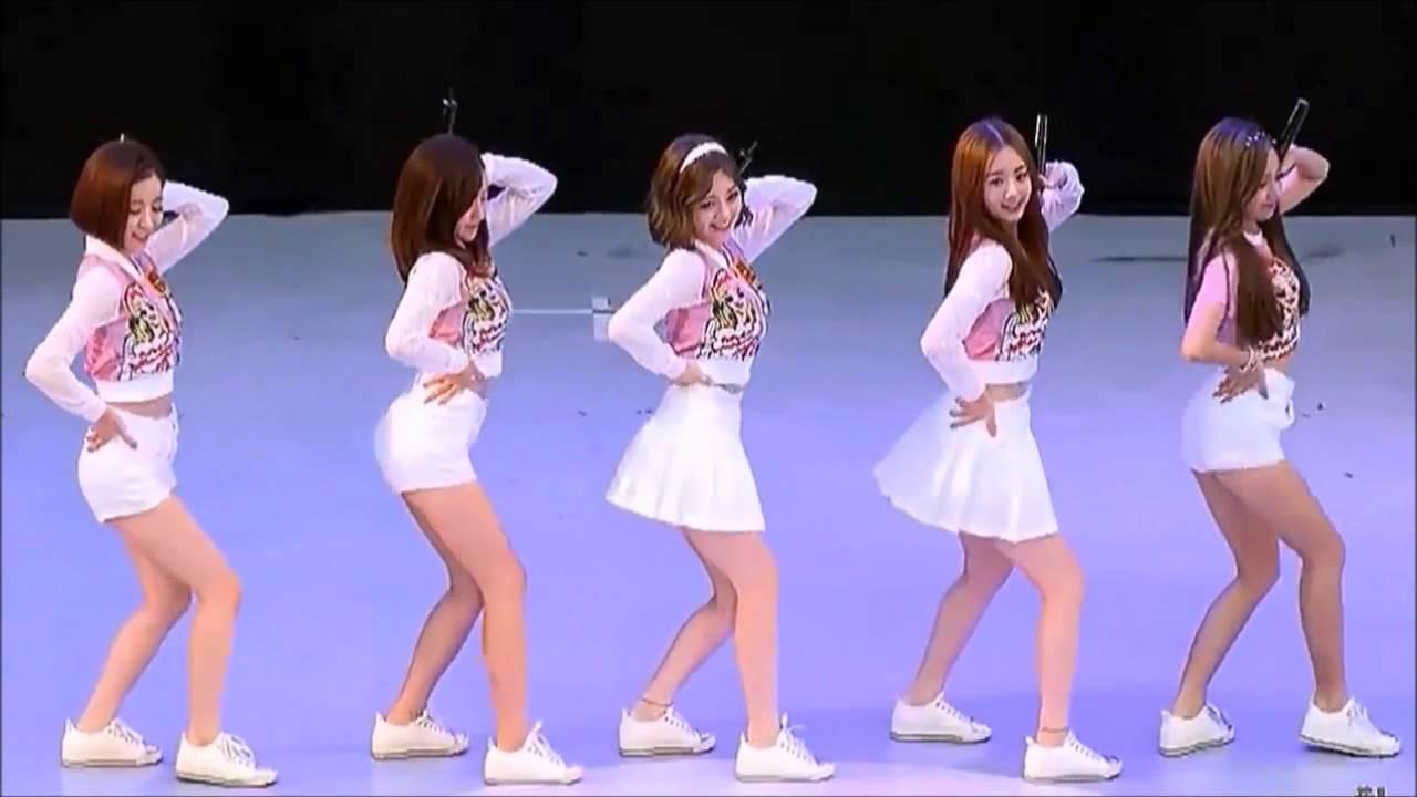Корея девочки поют и танцуют