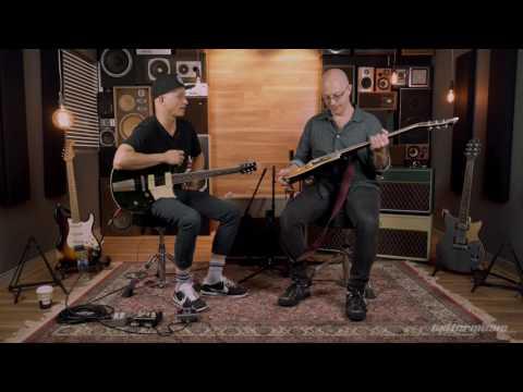 Diesel & Revstar guitars   Better Music
