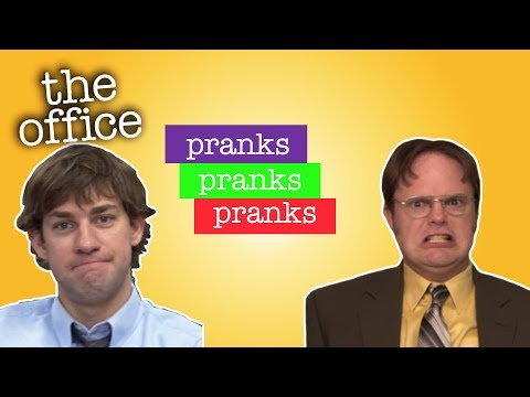 Office Pranks & Where To Find Them